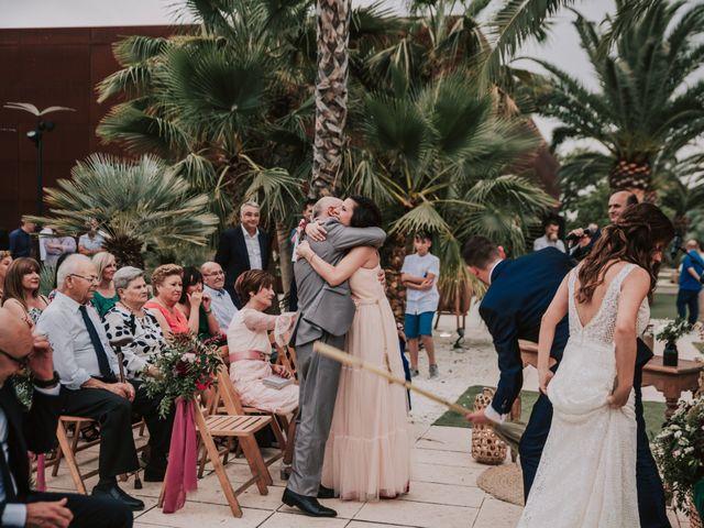 La boda de Javi y Alicia en Elda, Alicante 53