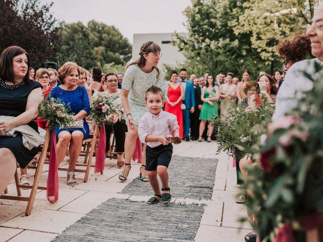 La boda de Javi y Alicia en Elda, Alicante 55