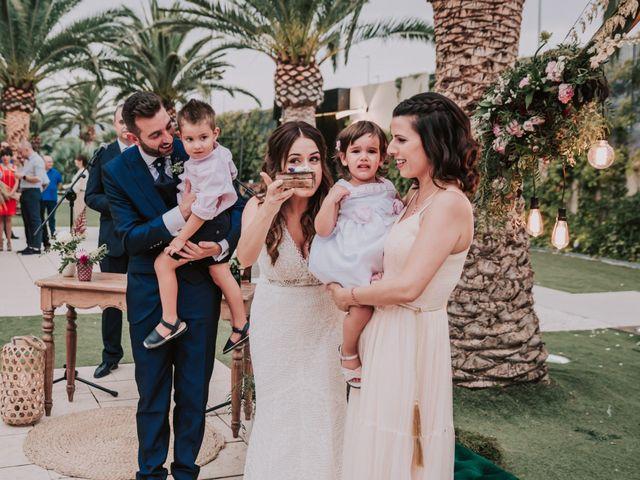 La boda de Javi y Alicia en Elda, Alicante 57