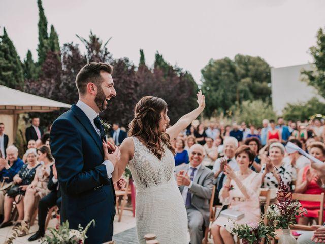 La boda de Javi y Alicia en Elda, Alicante 58