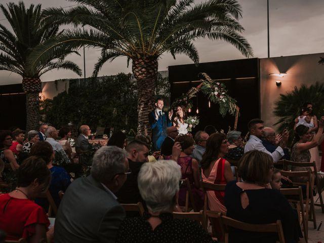 La boda de Javi y Alicia en Elda, Alicante 59