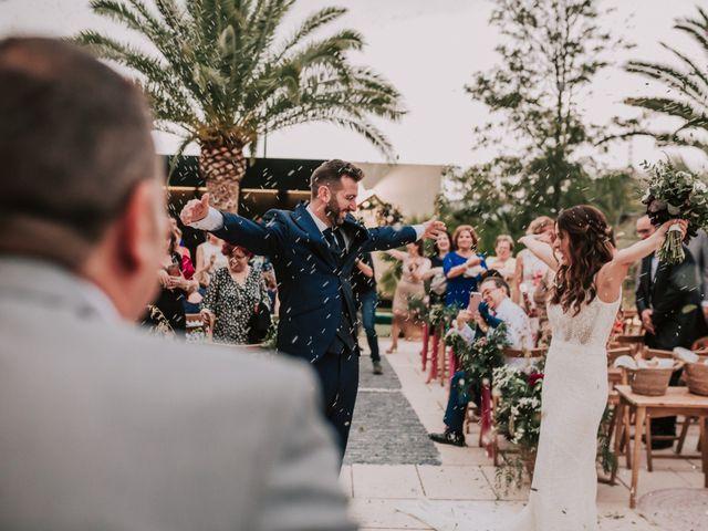 La boda de Javi y Alicia en Elda, Alicante 61