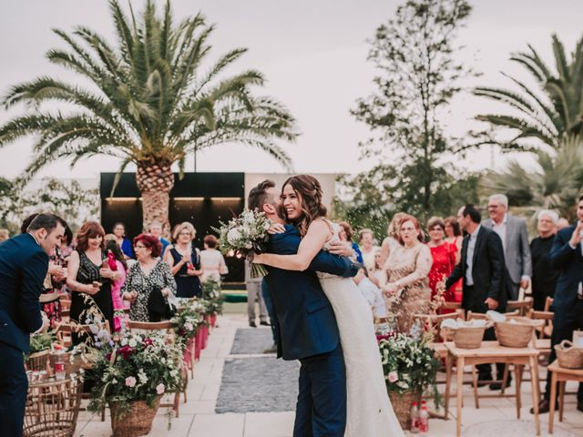 La boda de Javi y Alicia en Elda, Alicante 62
