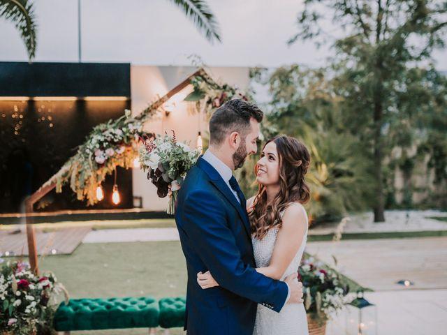 La boda de Javi y Alicia en Elda, Alicante 63