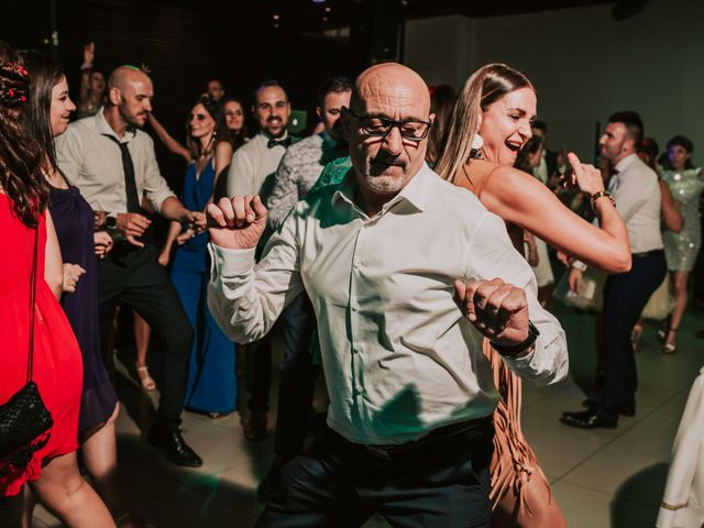 La boda de Javi y Alicia en Elda, Alicante 90