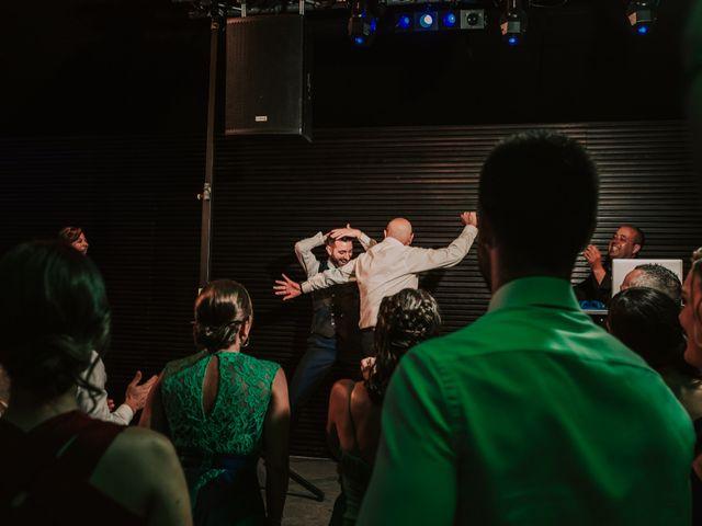 La boda de Javi y Alicia en Elda, Alicante 91