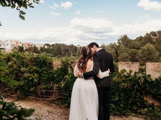La boda de Pau y Cristina en Piera, Barcelona 2