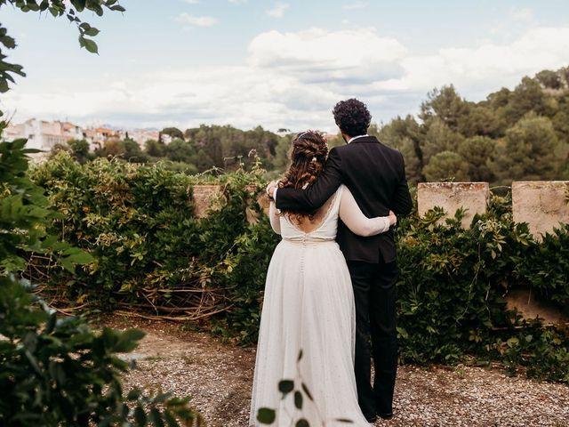 La boda de Pau y Cristina en Piera, Barcelona 43