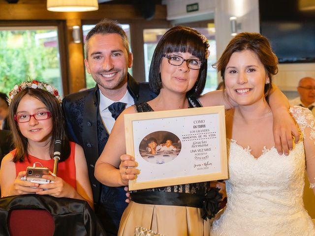 La boda de Ruben y Joana en Bilbao, Vizcaya 43