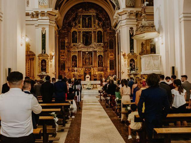 La boda de Carlos y Patricia en Arganda Del Rey, Madrid 34