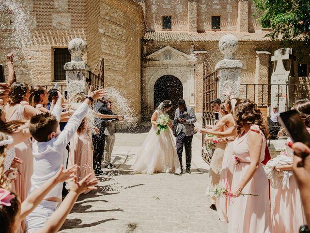 La boda de Carlos y Patricia en Arganda Del Rey, Madrid 43