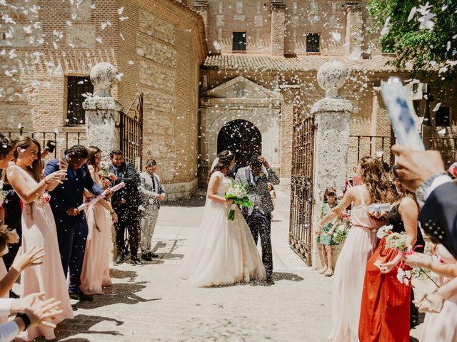 La boda de Carlos y Patricia en Arganda Del Rey, Madrid 44