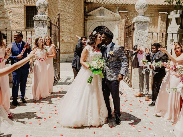 La boda de Carlos y Patricia en Arganda Del Rey, Madrid 46