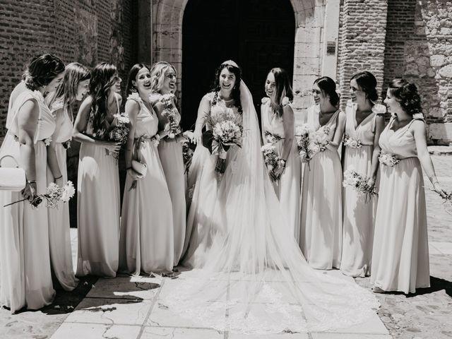 La boda de Carlos y Patricia en Arganda Del Rey, Madrid 50