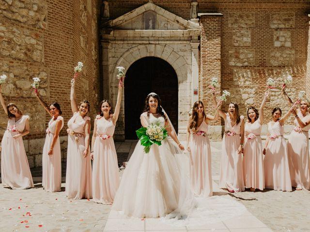La boda de Carlos y Patricia en Arganda Del Rey, Madrid 51