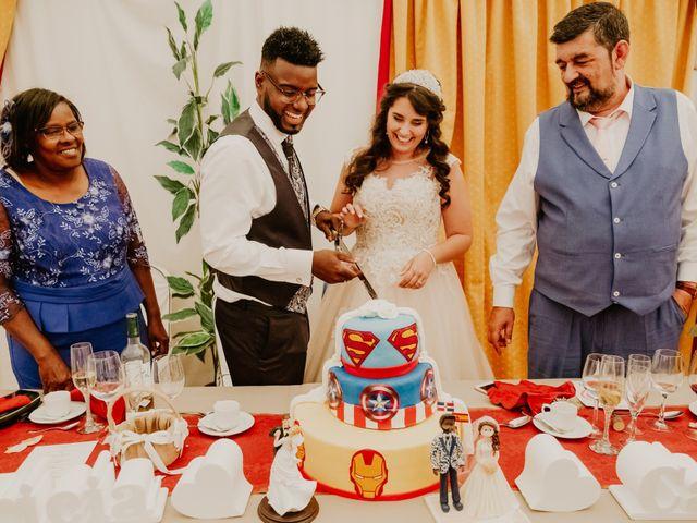 La boda de Carlos y Patricia en Arganda Del Rey, Madrid 77