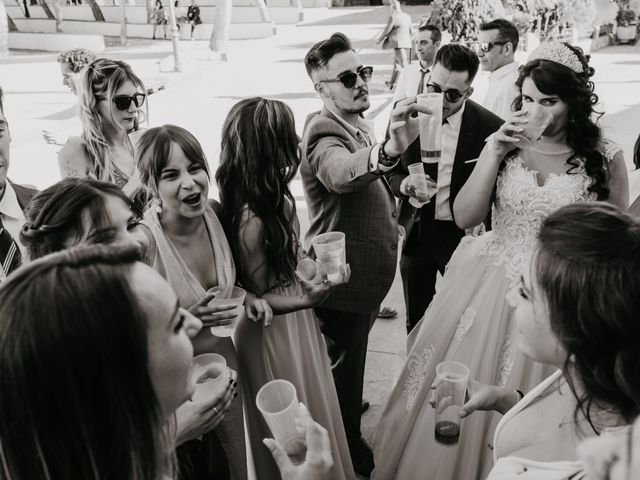 La boda de Carlos y Patricia en Arganda Del Rey, Madrid 89