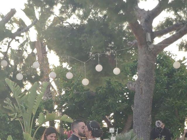 La boda de Dori y Cristian en Sant Vicent Del Raspeig/san Vicente Del, Alicante 2