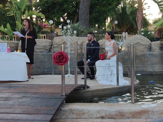 La boda de Dori y Cristian en Sant Vicent Del Raspeig/san Vicente Del, Alicante 4