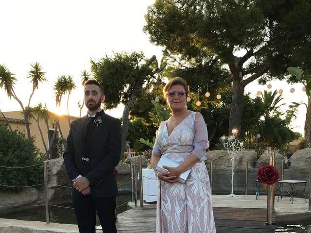 La boda de Dori y Cristian en Sant Vicent Del Raspeig/san Vicente Del, Alicante 5