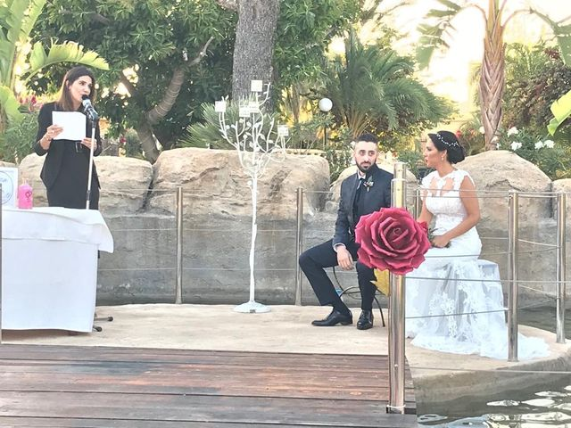 La boda de Dori y Cristian en Sant Vicent Del Raspeig/san Vicente Del, Alicante 7
