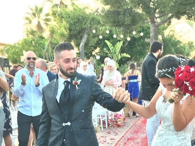 La boda de Dori y Cristian en Sant Vicent Del Raspeig/san Vicente Del, Alicante 8