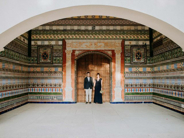 La boda de Juan Manuel y Teresa en Sevilla, Sevilla 10