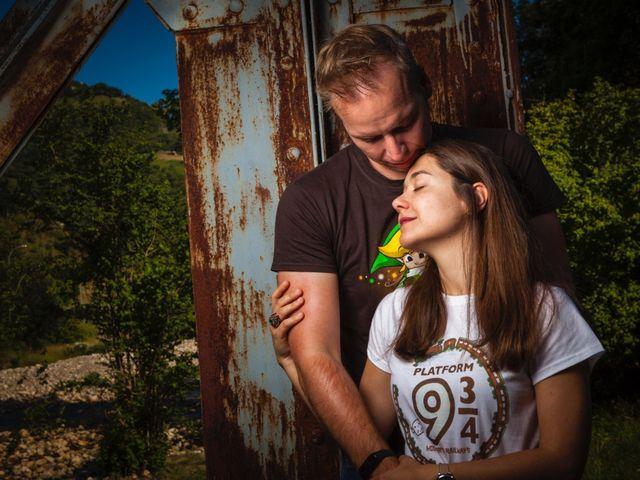 La boda de Jordi y Bea en Guyame, Asturias 4