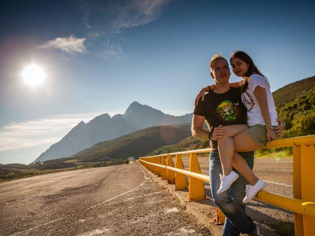 La boda de Jordi y Bea en Guyame, Asturias 8