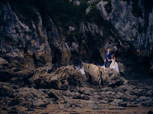 La boda de Jordi y Bea en Guyame, Asturias 42