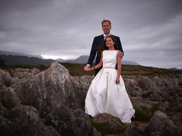 La boda de Jordi y Bea en Guyame, Asturias 47