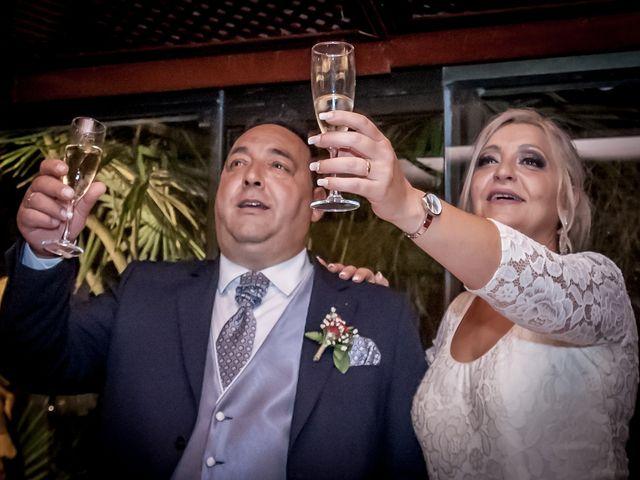 La boda de Reme y Carlos