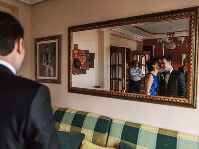 La boda de Israel y Dafne en Castejon, Navarra 11