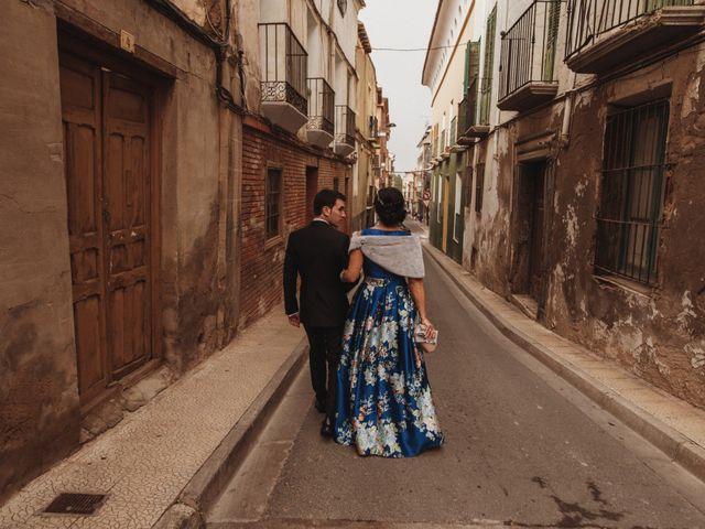 La boda de Israel y Dafne en Castejon, Navarra 14