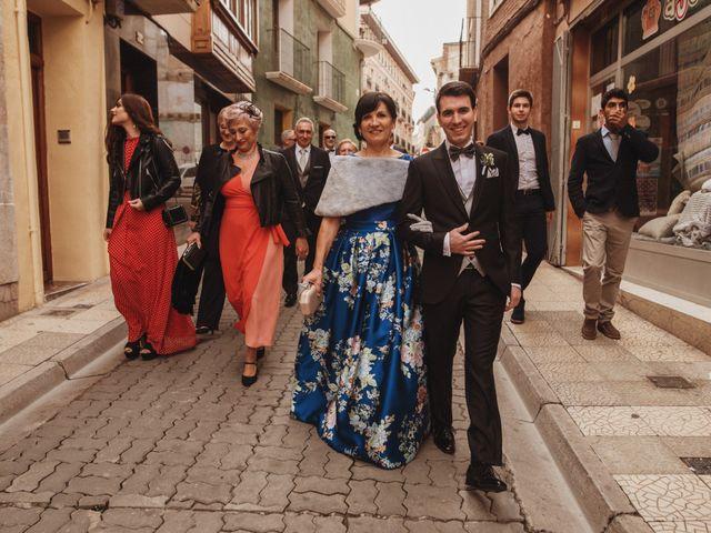 La boda de Israel y Dafne en Castejon, Navarra 15