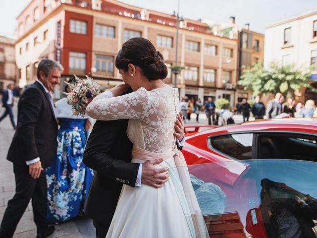 La boda de Israel y Dafne en Castejon, Navarra 16