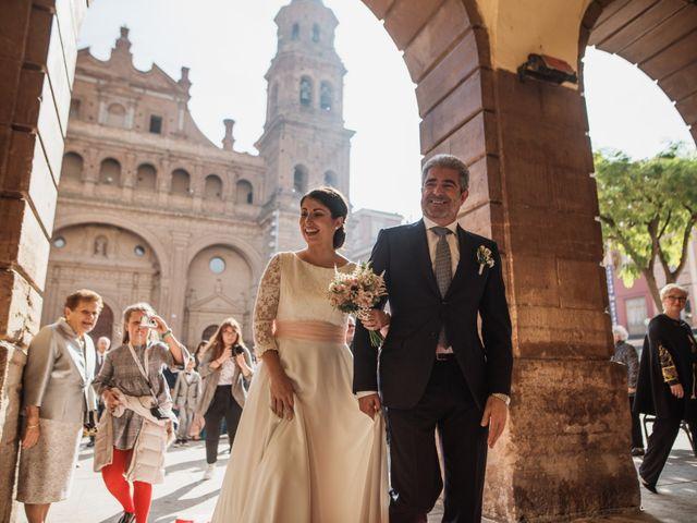 La boda de Israel y Dafne en Castejon, Navarra 18