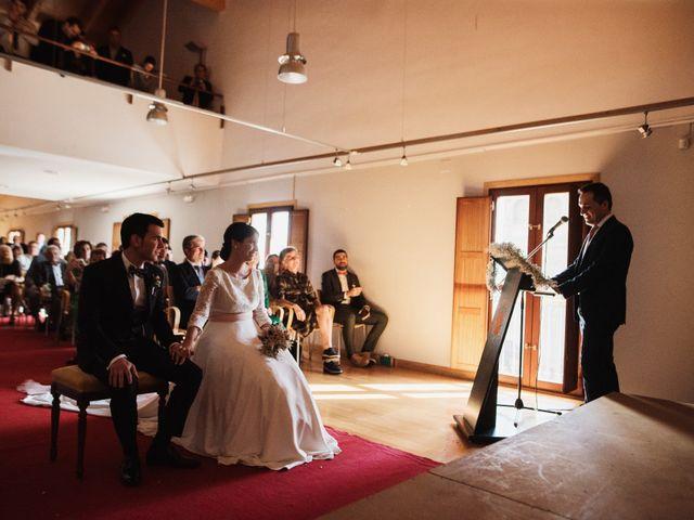 La boda de Israel y Dafne en Castejon, Navarra 19