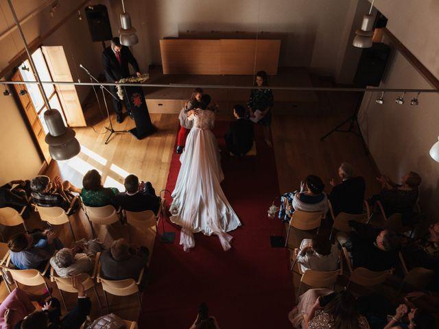 La boda de Israel y Dafne en Castejon, Navarra 21