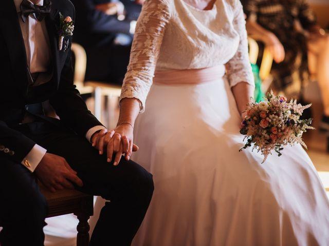 La boda de Israel y Dafne en Castejon, Navarra 22