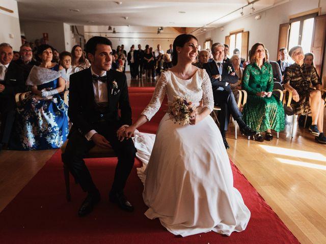La boda de Israel y Dafne en Castejon, Navarra 23