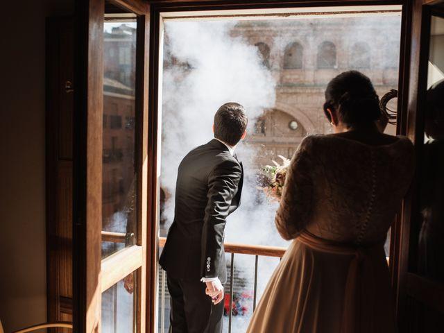 La boda de Israel y Dafne en Castejon, Navarra 24