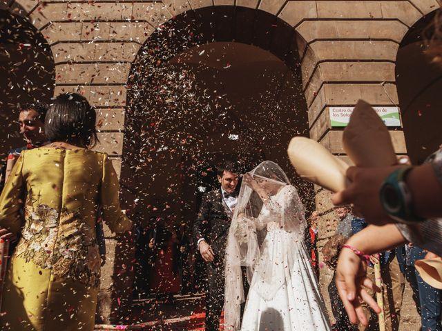 La boda de Israel y Dafne en Castejon, Navarra 25