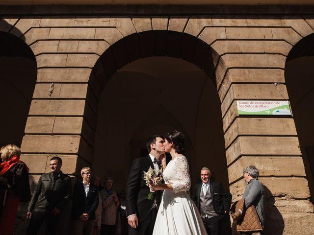 La boda de Israel y Dafne en Castejon, Navarra 26