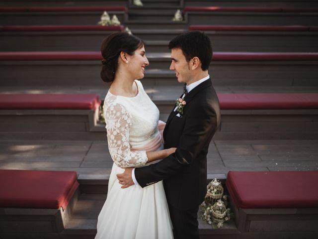 La boda de Israel y Dafne en Castejon, Navarra 27