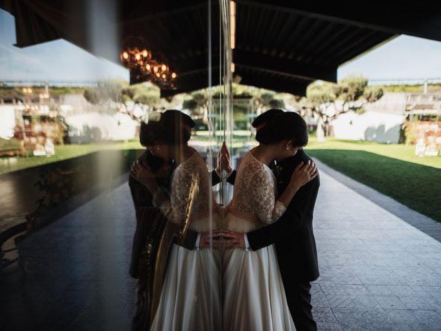 La boda de Israel y Dafne en Castejon, Navarra 2
