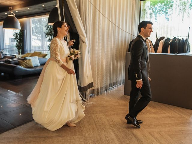 La boda de Israel y Dafne en Castejon, Navarra 28
