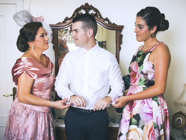 La boda de Antonio y Vero en Laujar De Andarax, Almería 7
