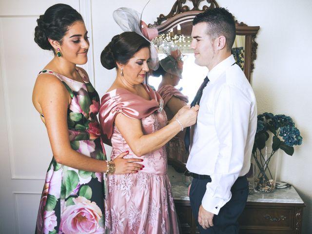 La boda de Antonio y Vero en Laujar De Andarax, Almería 8