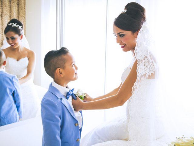 La boda de Antonio y Vero en Laujar De Andarax, Almería 21